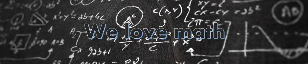 Image for math lover