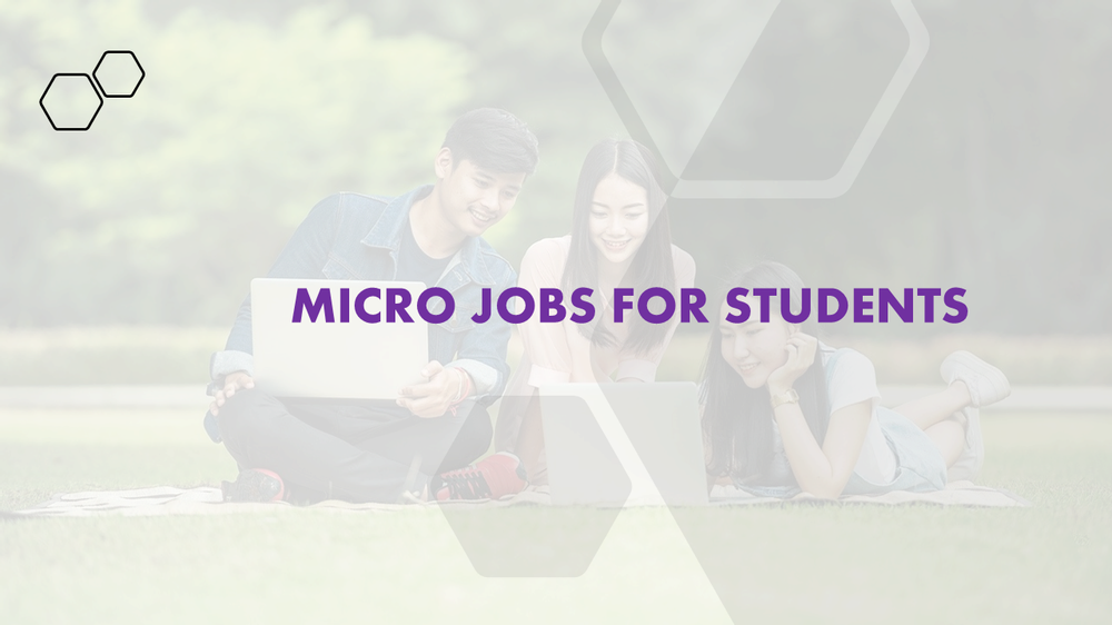 Micro job ideas for students with no experience