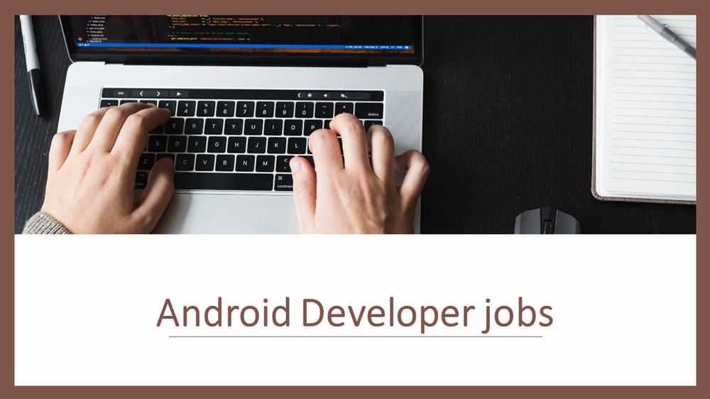 Learn the skills to become an Android developer