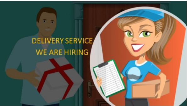 delivery services jobs are essential during the pandemic