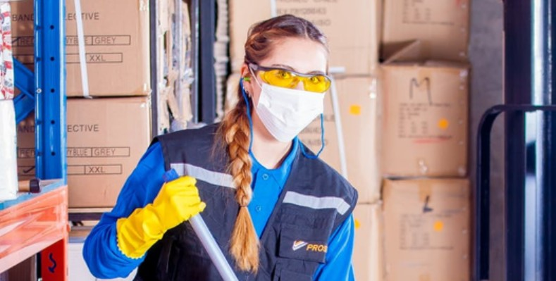 cleaning services-multiple stream of income