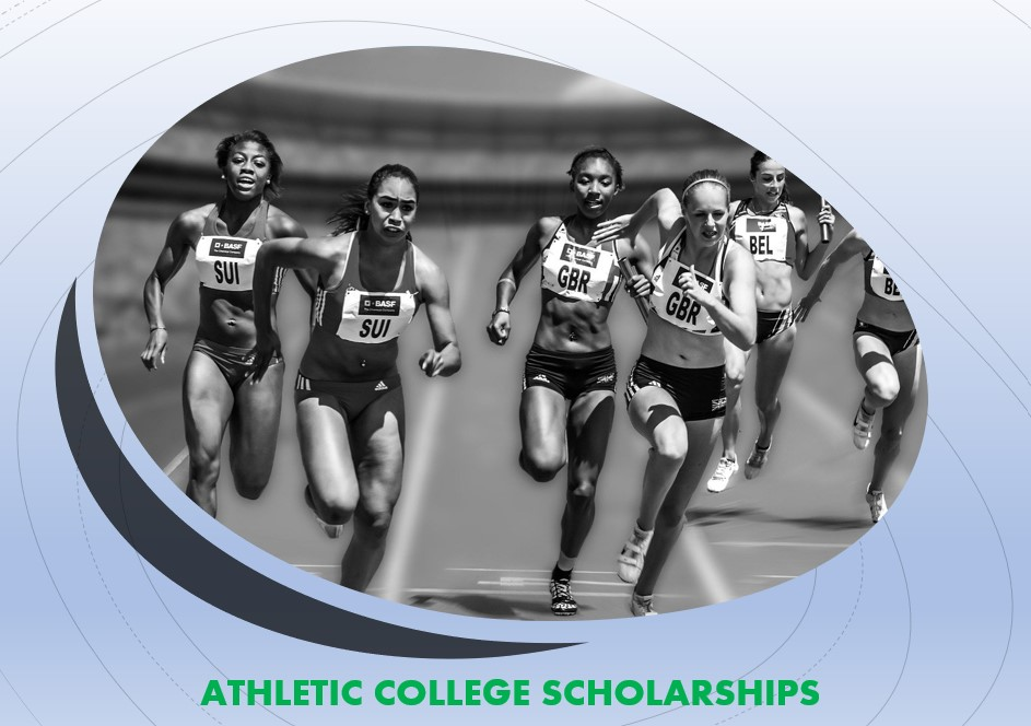 Athletic college scholarships